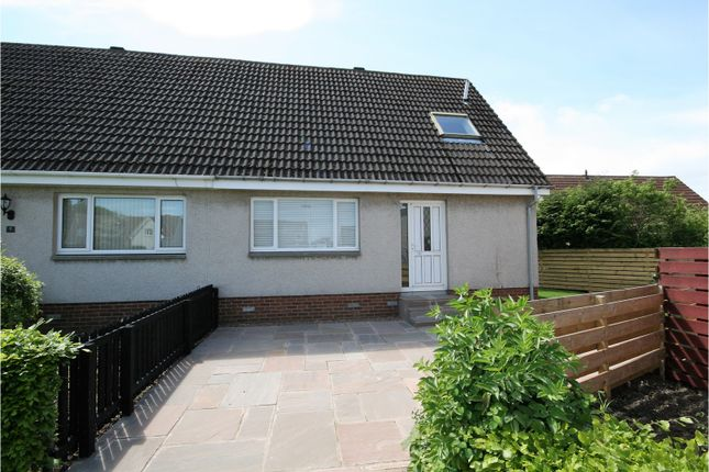 Thumbnail Semi-detached house for sale in Cunningham Court, Longniddry