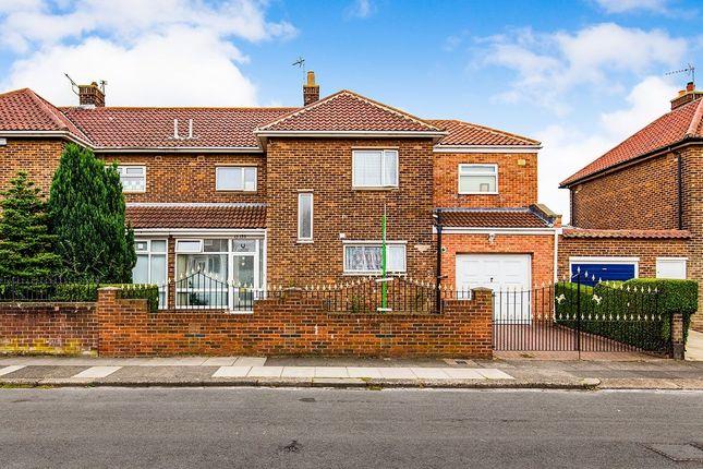 Thumbnail Semi-detached house to rent in Harris Street, Darlington