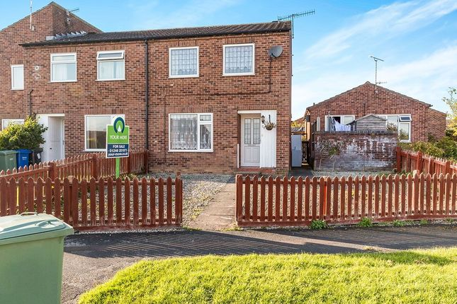 Thumbnail Semi-detached house to rent in Holme Hall Crescent, Chesterfield