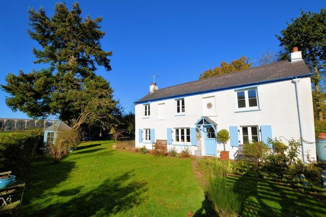 Thumbnail Detached house for sale in Calstock