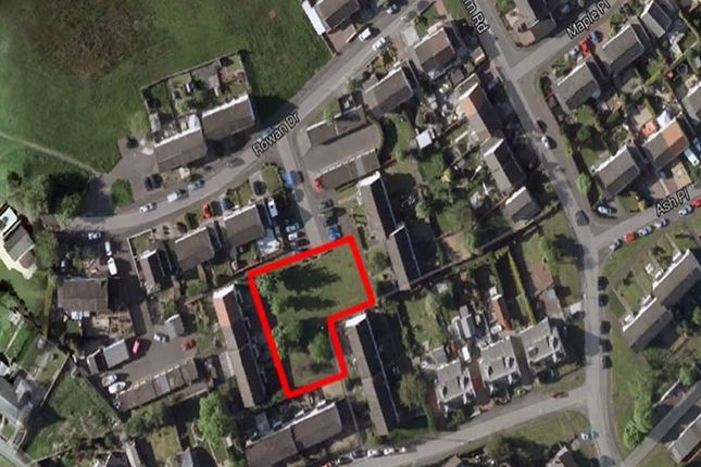 Land for sale in Plot At Laurel Square, Bonnybridge FK41Sw