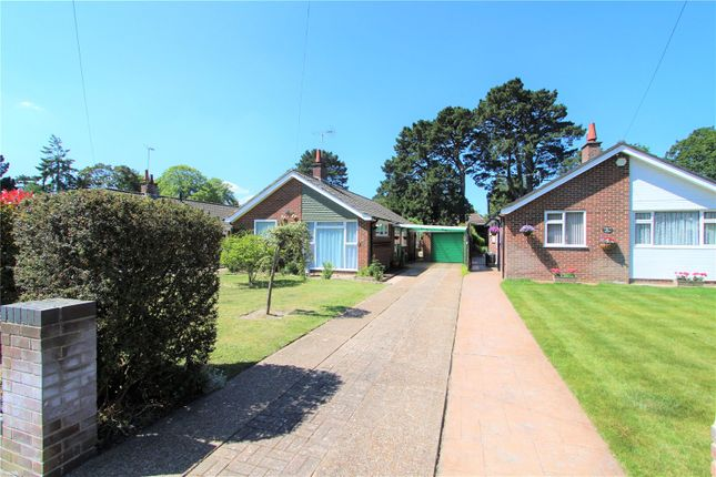 2 bed bungalow for sale in Peartree Road, Dibden Purlieu, Southampton SO45