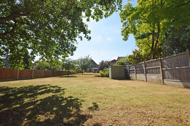 Thumbnail Detached house for sale in Marshall Road, Rainham