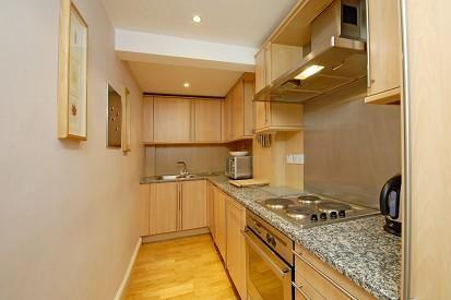 Kitchen of Clanricarde Gardens W2,
