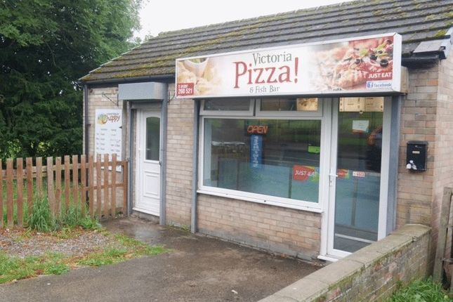 Commercial property for sale in Former Victoria Pizza & Fish Bar, 1 Victoria Terrace, Hamsterley Colliery