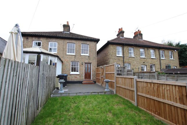 Thumbnail Semi-detached house for sale in Harwoods Yard, London