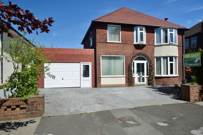 Thumbnail Detached house for sale in Royds Avenue, Accrington
