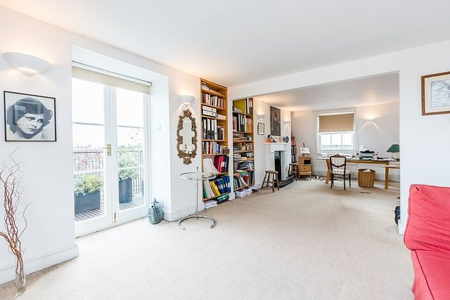 Study/Bedroom of Chalcot Square, London NW1