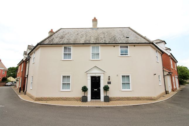 Thumbnail Link-detached house for sale in Barley Close, Mistley, Manningtree