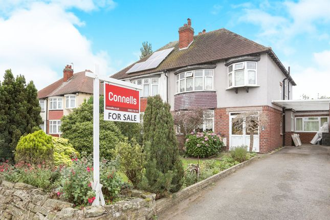 Thumbnail Semi-detached house for sale in Pendeford Avenue, Tettenhall, Wolverhampton