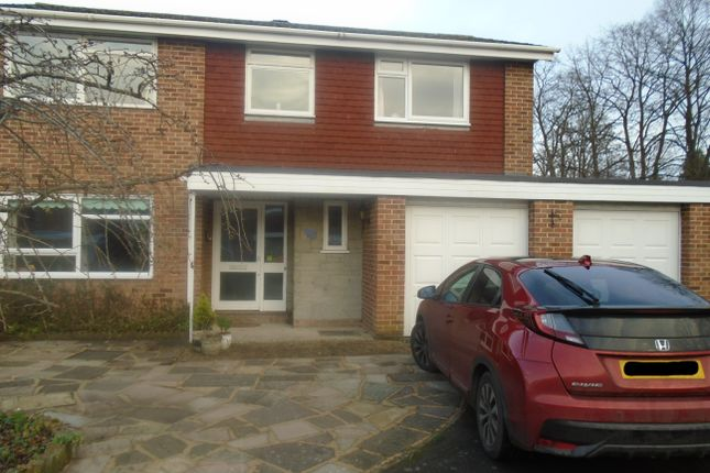 Thumbnail Detached house to rent in High Beeches, Banstead