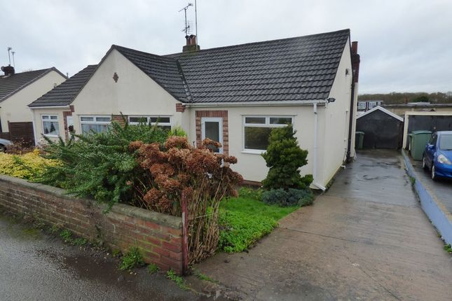 2 bed semi-detached bungalow for sale in Henfield Road, Coalpit Heath, Bristol BS36