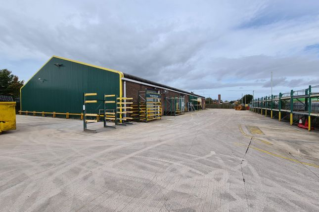Thumbnail Warehouse for sale in Coronation Road, Ellemere Port