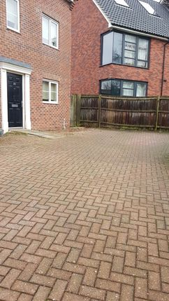 Thumbnail Shared accommodation to rent in Attoe Walk, Norwich