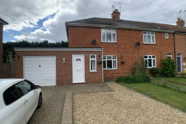 End terrace house to rent in Northorpe Lane, Thurlby, Bourne, Lincolnshire