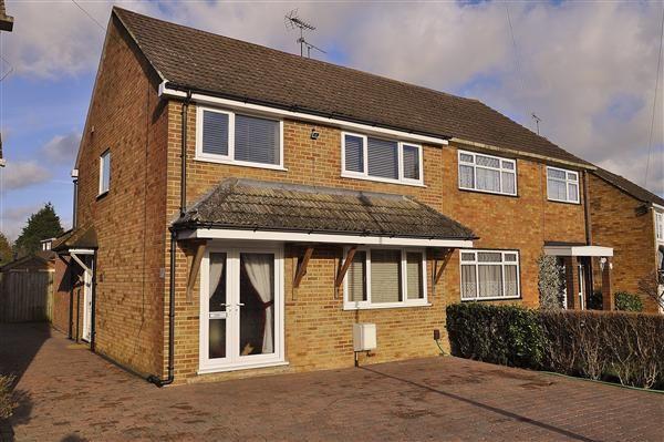 Thumbnail Semi-detached house for sale in Harvey Road, Willesborough, Ashford