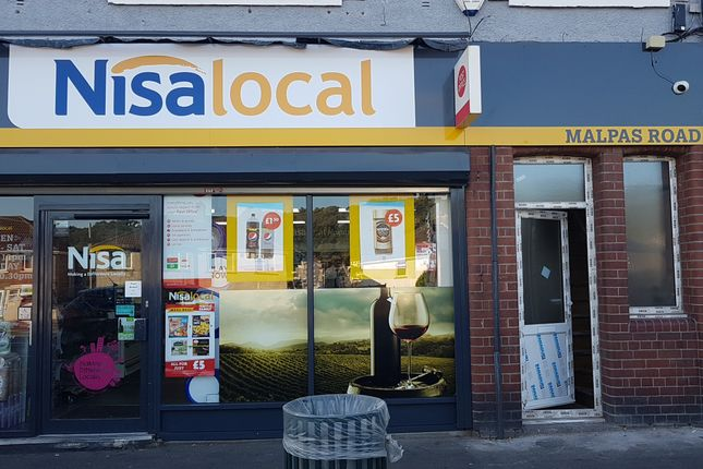 Thumbnail Retail premises for sale in Malpas Road, Spar Stores, Gwent