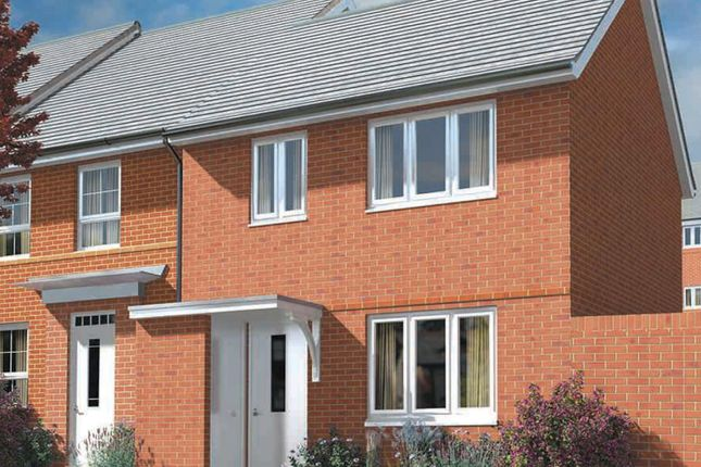 """Thumbnail Terraced house for sale in """"Opal"""" at Captains Parade, East Cowes"""