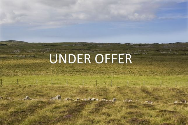 Thumbnail Land for sale in Building Plot, Isle Of Coll