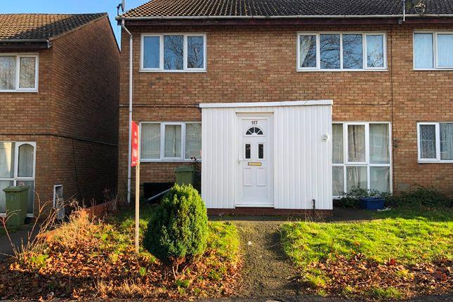 Thumbnail 2 bed flat to rent in Redbridge, Stantonbury, Milton Keynes