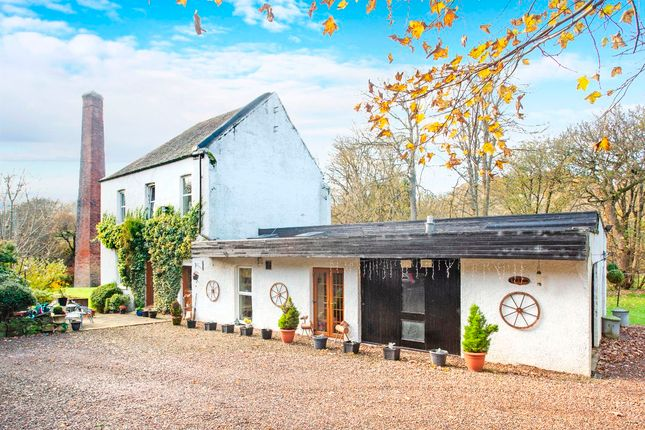 Thumbnail Country house for sale in Mill House, Land & Silverwitch Kennels, Penicuik, Midlothian