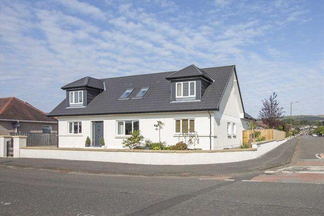 Thumbnail Detached house for sale in Dumyat Road, Stirling