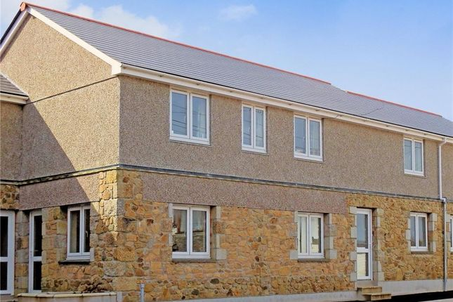 Thumbnail Flat to rent in Praze, Camborne