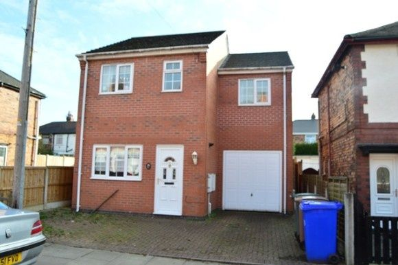Thumbnail Detached house to rent in Stanley Road, Hartshill, Stoke-On-Trent