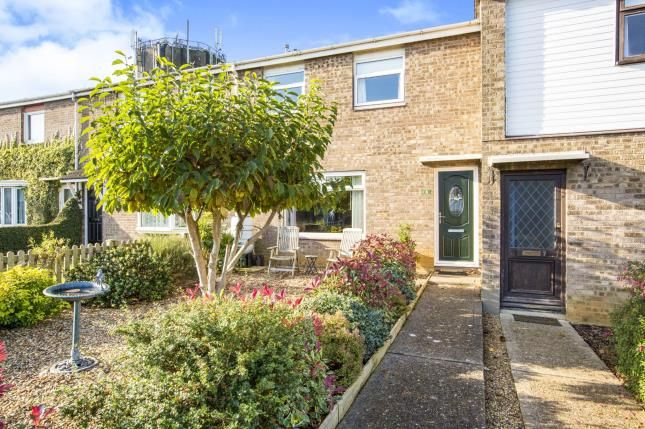 3 bed terraced house for sale in Monarch Road, Eaton Socon, St. Neots, Cambridgeshire