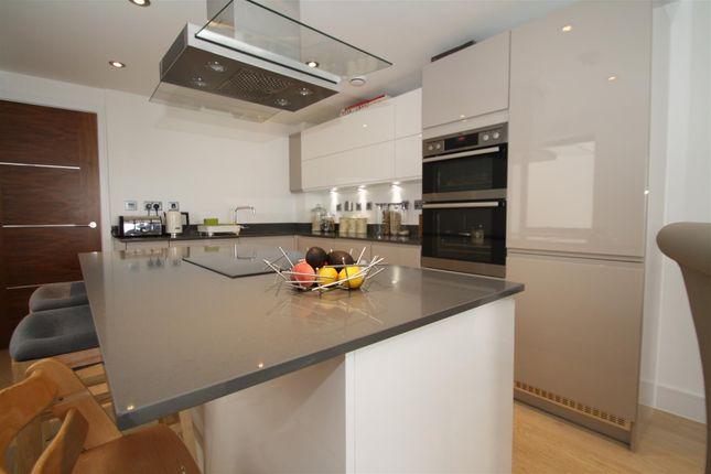 Kitchen of Chalkwell Esplanade, Westcliff-On-Sea SS0