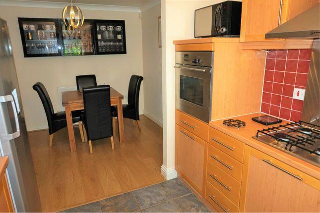 Kitchen/Diner of Greenwich Close, Heathley Park LE3