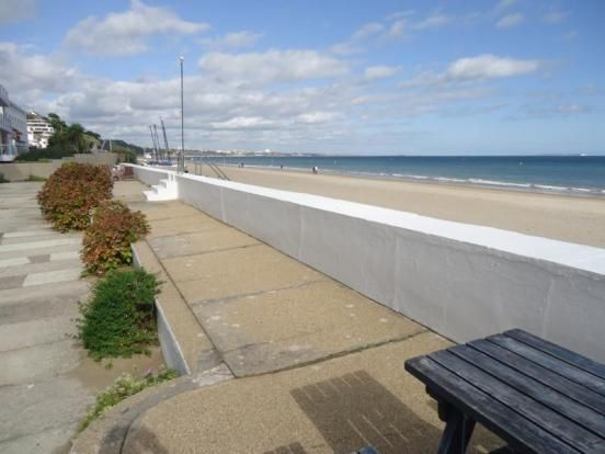 Thumbnail Flat to rent in Banks Road, Sandbanks, Poole, Dorset