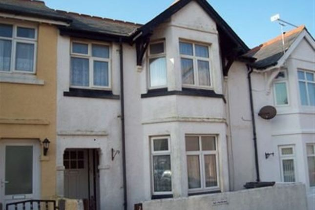 Thumbnail Flat to rent in Burrow Road, Seaton