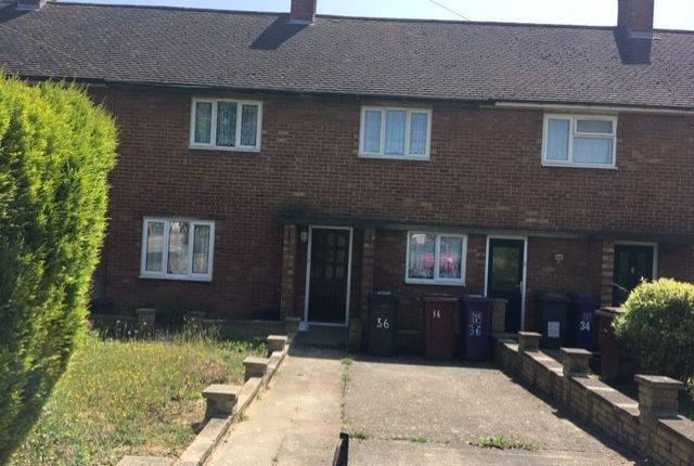 Thumbnail Terraced house to rent in Woodhurst, Letchworth Garden City