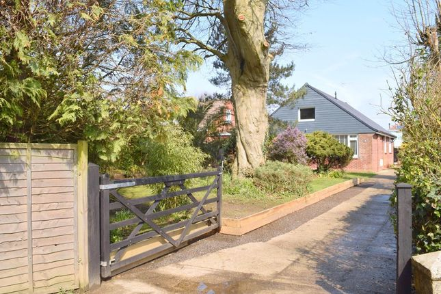 Thumbnail Detached bungalow for sale in Thornton Manor Drive, Appley, Ryde, Isle Of Wight
