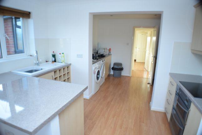 Kitchen of Drakes Close, Bridgwater TA6