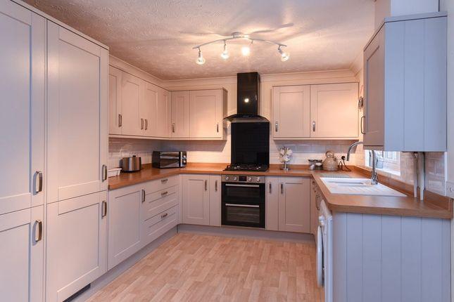 Kitchen of Milfoil Lane, Cowbit, Spalding PE12