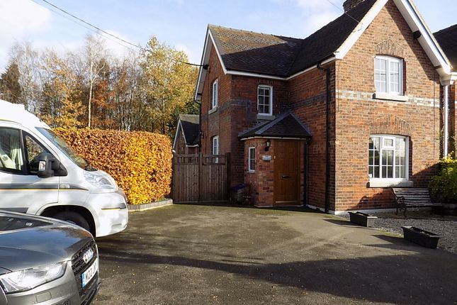 Thumbnail Cottage for sale in Wyaston, Ashbourne
