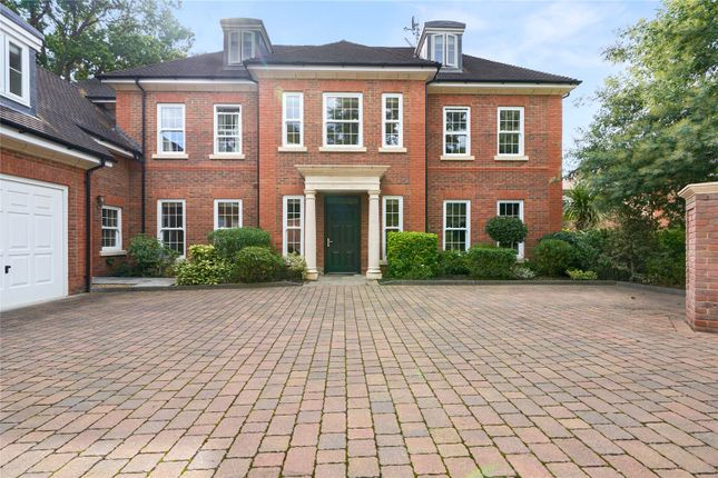 Thumbnail Detached house for sale in The Asters, Devenish Road, Ascot, Berkshire