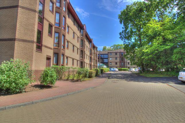 Thumbnail Flat for sale in Barnton Park View, Barnton, Edinburgh