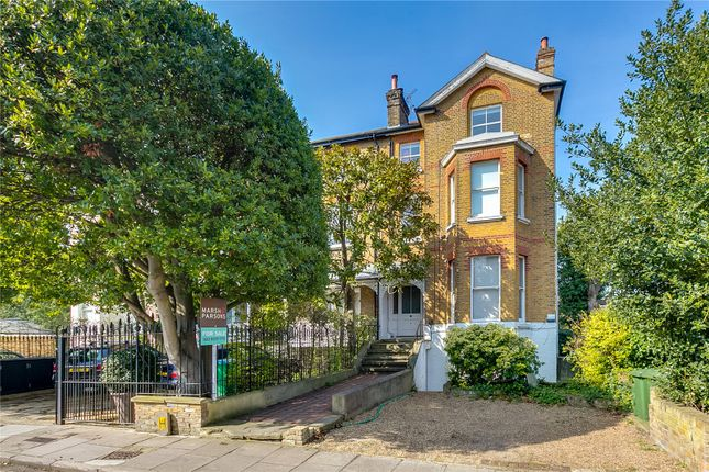 Thumbnail Maisonette for sale in Royston Road, Richmond