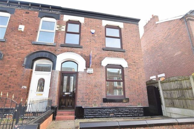 Thumbnail Semi-detached house for sale in Oldham Road, Ashton-Under-Lyne
