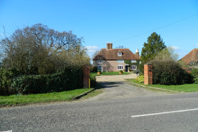 Thumbnail Detached house for sale in Hadman Place, Bell Lane, Ashford, Kent