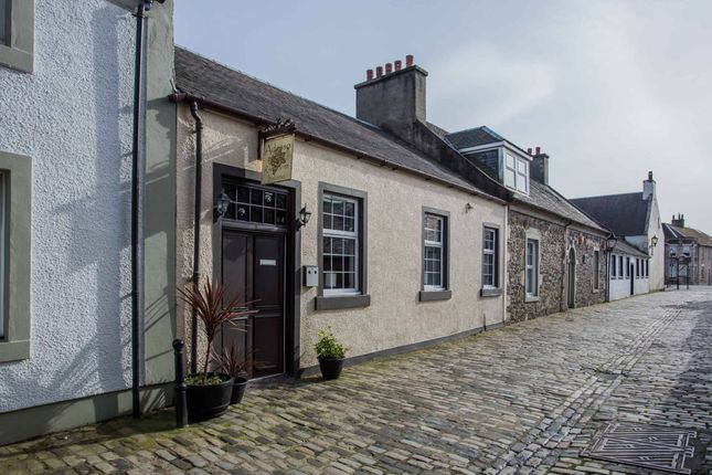 Thumbnail Commercial property for sale in 6 Glasgow Vennel, Irvine, North Ayrshire
