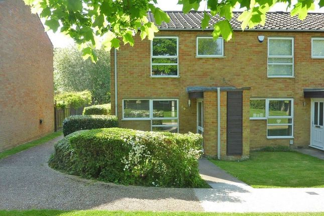 Thumbnail End terrace house for sale in Ayelands, New Ash Green, Longfield