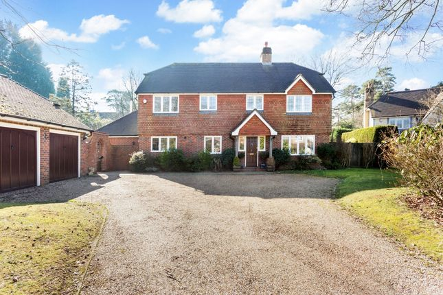 Thumbnail 5 bed detached house to rent in Pinewood Chase, St. Johns, Crowborough