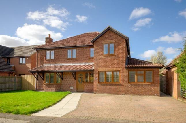 Detached house for sale in Boyce Crescent, Old Farm Park, Milton Keynes
