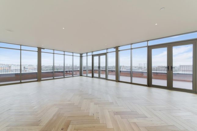 Thumbnail Flat for sale in Hardy Building, West Hampstead Square, London