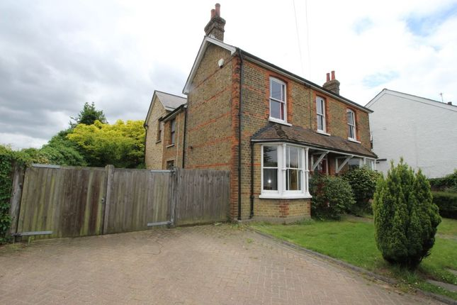 Thumbnail Detached house to rent in The Street, Ash, Sevenoaks