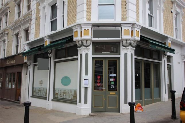 Thumbnail Retail premises for sale in Belsize Lane, London